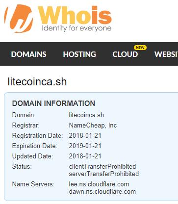 Litecoin cash scam explained